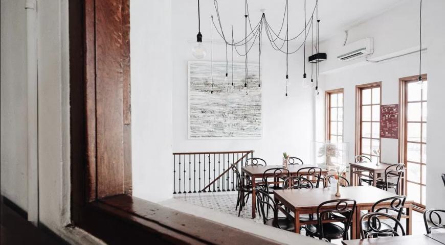 Pantjoran Tea House : Reviving Jakarta's Old Town Treasures