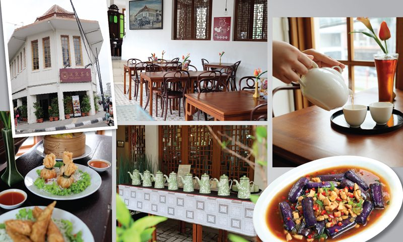 Minum Teh Sambil Bernostalgia? Mampirlah ke Pantjoran Tea House di Glodok, Jakarta